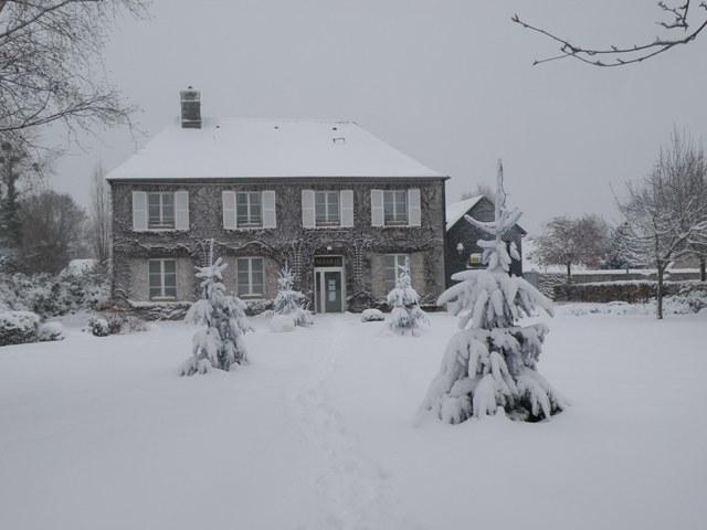 Mairie de Saint Gatien des Bois  Hotel de charme en